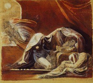 Henry Fuseli - The Changeling (1780)