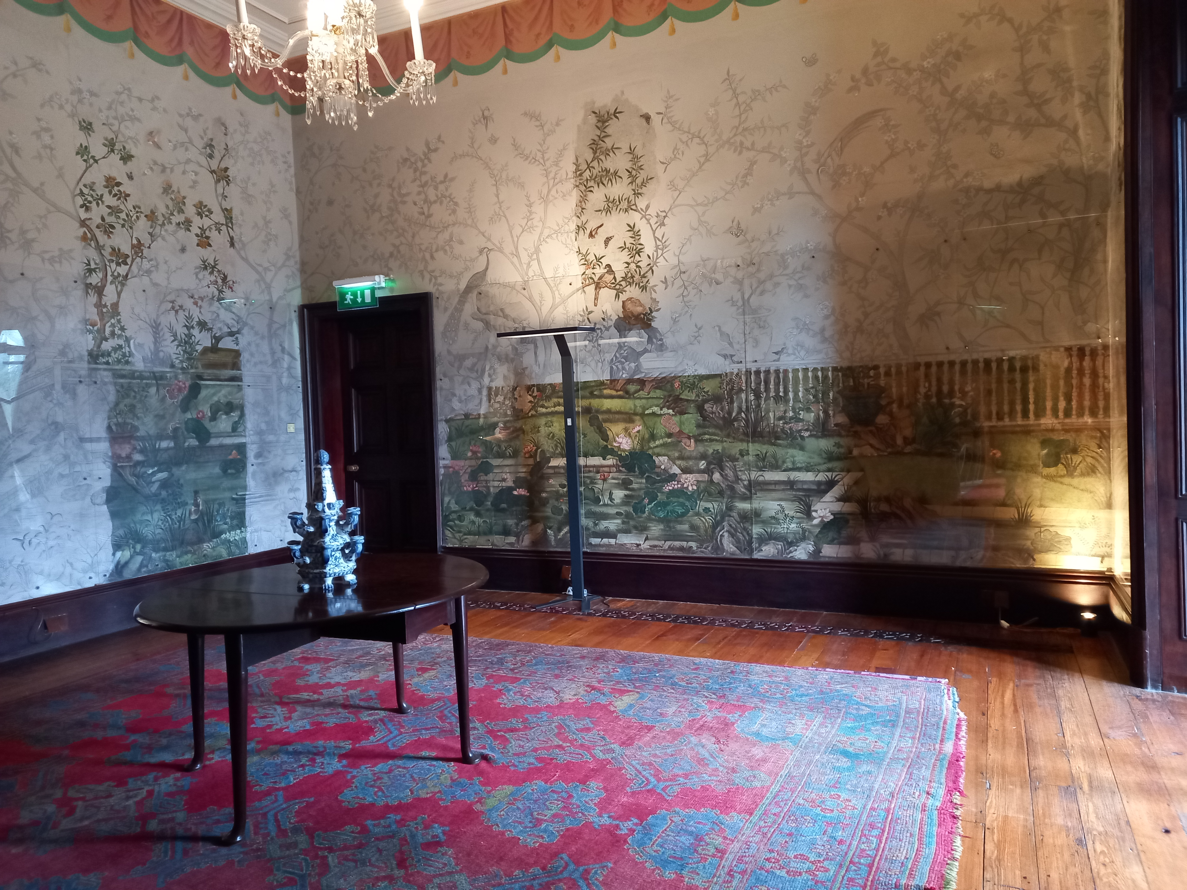 Chinese Withdrawing Room